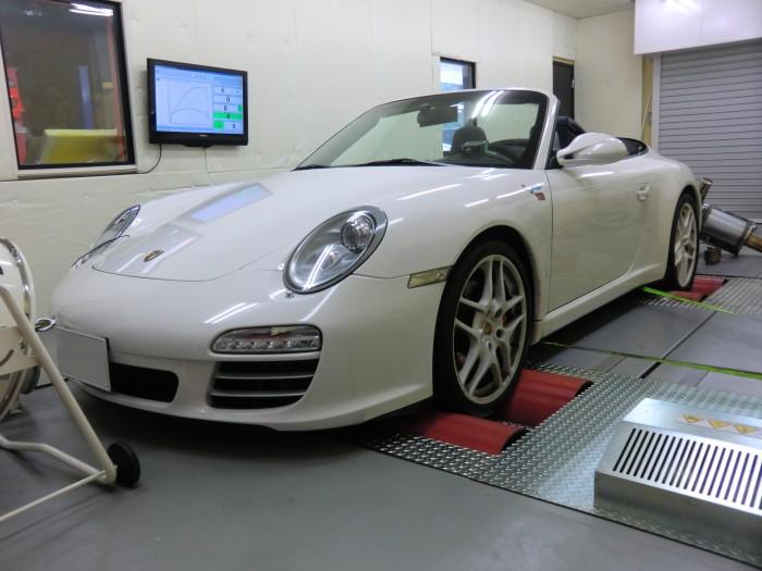 Porsche 911 CarreraS