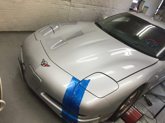 2001 Chevrolet Corvette Z51 MT