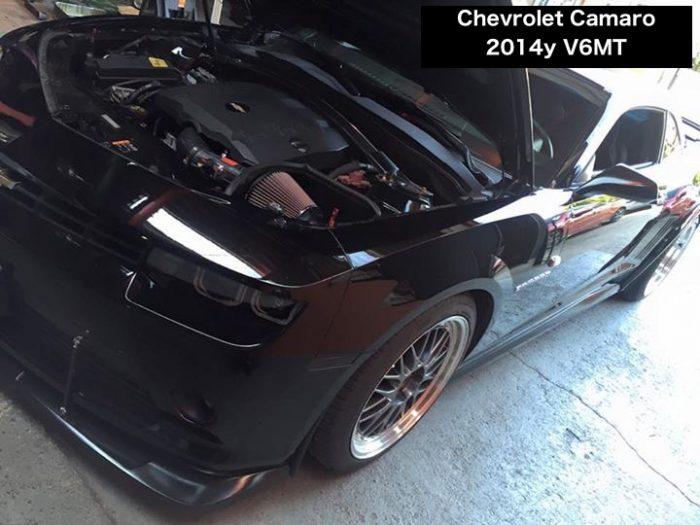 Camaro 2014V6MT